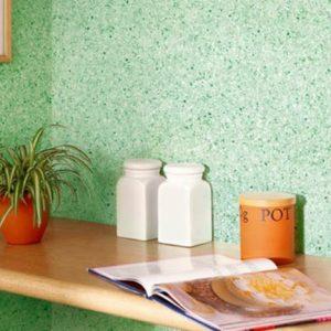 Покрытие флок для стен — что это, плюсы и минусы