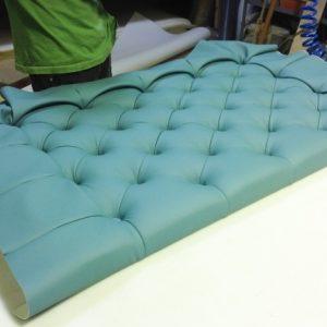 Как своими руками сделать мягкие стеновые панели