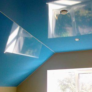 Особенности натяжных потолков с сепаратором