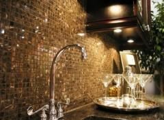 Чем на кухне отделать рабочую стенку?