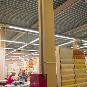 Особенности и сфера применения подвесных модульных светильников