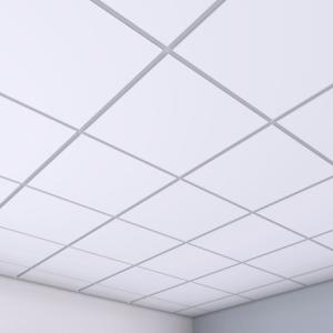 Особенности и виды кассетных алюминиевых потолков tegular