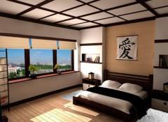 Особенности создания японских потолков из гипсокартона