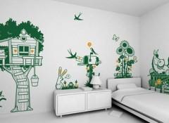 Методы создания и примеры использования в интерьере рисунков на стене