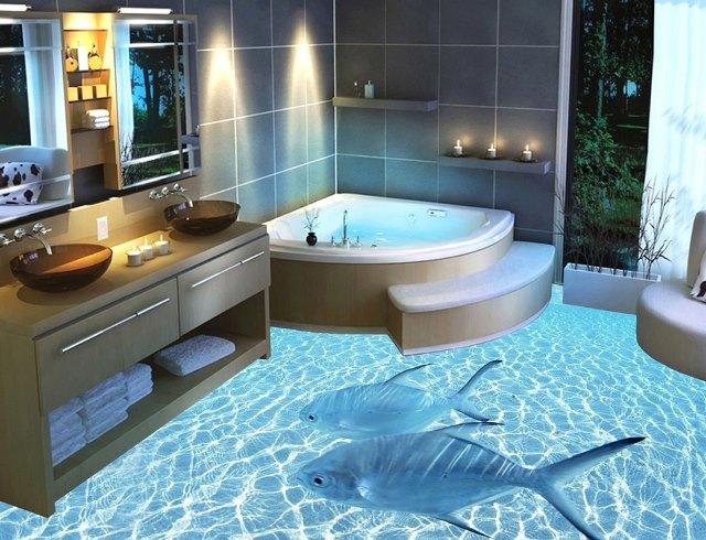 Наливные полы фото декор ванной полиуретановые полы подольск