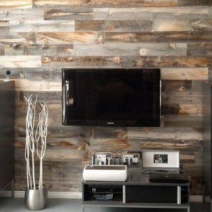 Плюсы, минусы и варианты отделки стен деревом