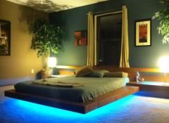 Плюсы, минусы и особенности создания самостоятельно подвесных кроватей к стене