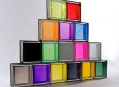 Виды, плюсы и минусы стеклянных блоков для стен