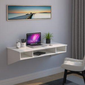 Особенности и применение подвесных компьютерных столов