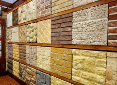 Виды и особенности гипсовой плитки для внутренней отделки стен