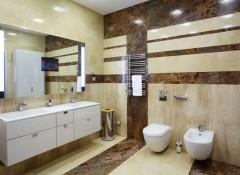 Особенности, преимущества и недостатки стен из мрамора