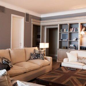 Использование в квартире интерьера в английском стиле