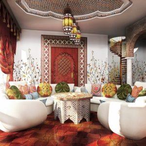 Особенности создания интерьера в марокканском стиле