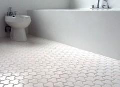 Виды и особенности применения мелкой плитки на пол