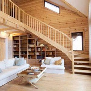 Как в деревянном доме сделать теплый пол?
