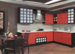 Использование китайского стиля в оформлении интерьера кухни