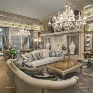 Особенности мебели в стиле неоклассика