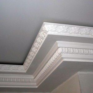 Основные виды фризов на потолок