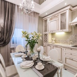 Использование в интерьере маленькой квартиры итальянского стиля