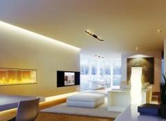 Конструкция, устройство и варианты подсветки стен