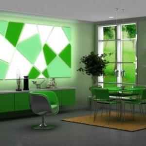 Особенности и виды светящихся панно на стену