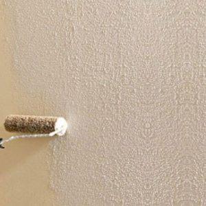 Декоративные краски для стен — основные виды