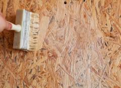 Стены из ОСБ внутри дома — чем их отделать?