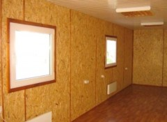 Особенности обшивки стен осб плитой