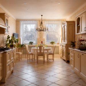 Использование в интерьере кухни средиземноморского стиля