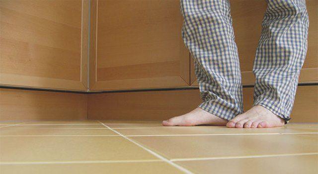Утепление пола в квартире на первом этаже - выбор технологии | 350x640