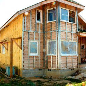 Чем лучше снаружи утеплить деревянный дом
