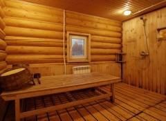 Что делать, если в бане холодный пол?
