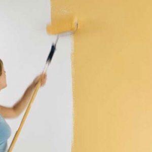 Отделка под покраску различных типов стен