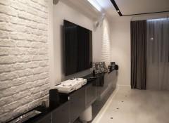 Использование гипсовой плитки для отделки стен