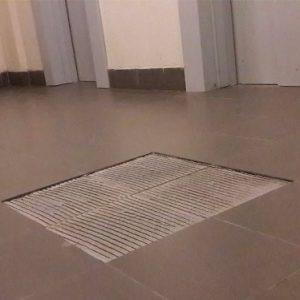 Отвалилась плитка на полу — как и чем приклеить?