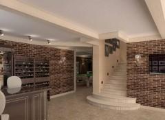 Цокольный этаж — особенности создания потолка