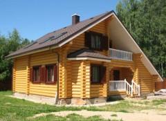 Как изнутри утеплить стены деревянного дома?