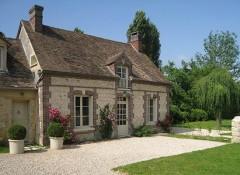 Использование стиля прованс в оформлении фасада дома