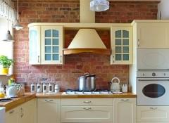 Использование английского стиля в интерьере кухни