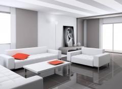 Использование в интерьере минималистического стиля
