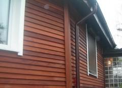 Использование сайдинга для отделки фасада частного дома