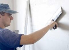 Шпаклевка стен — как все сделать правильно?
