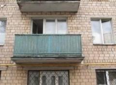 Балкон в хрущевке — варианты оформления