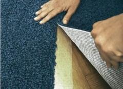 Разные способы соединения стыка ковролина