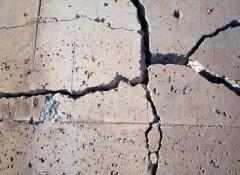 Трещины в бетонном полу — как и чем заделать?