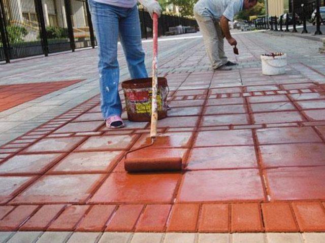 Бетон на улице нейтрализующий раствор для цементной штукатурки цена