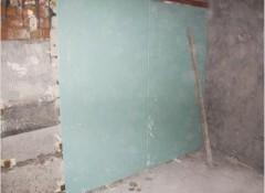 Технология монтажа гипсокартона на клей на стену
