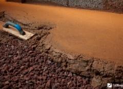 Применение глины для утепления пола