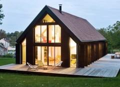 Стиль барнхаус в архитектуре