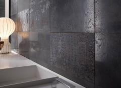 Виды и преимущества применения керамогранита для стен